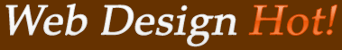 WebDesignHot's Site logo