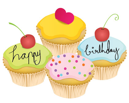 There are some free birthday cake vectors for you, l like it! File Type: AI