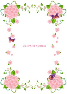 Flowers, fruit and butterfly lace Vector material (7)