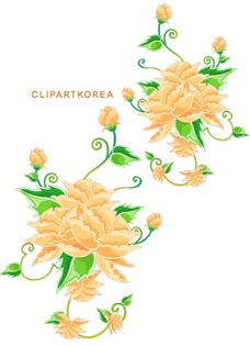Multi-style lace flowers and butterfly Vector material (7)