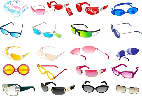 Glasses Vectors Preview