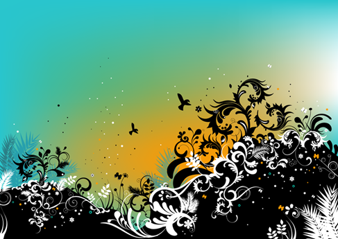 Free Nature Vector Illustration Preview
