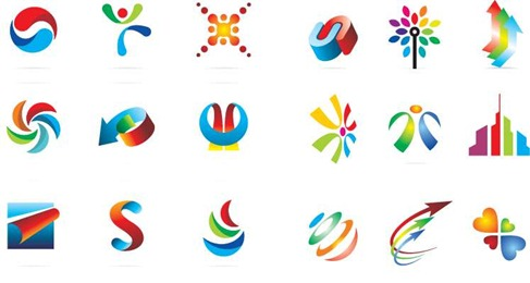 18 Logo Design Elements Vector Graphic Preview