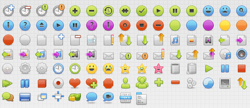 Developpers_Icons Preview