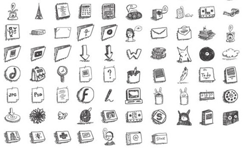 Free-Sketchy-Icon-Pack-Prev