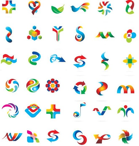 Logo Design Template Vector Elements Preview