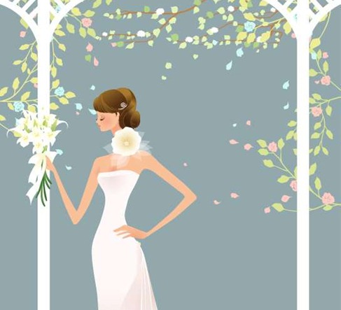 Wedding Vector Graphic 20 Preview