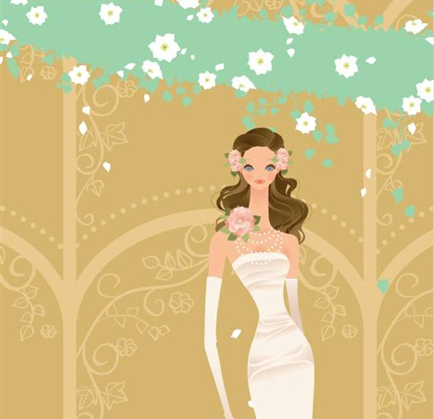 Wedding Vector Graphic 23 Preview