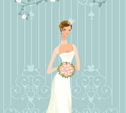 Wedding Vector Graphic 30 Preview
