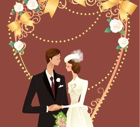Wedding Vector Graphic 33 Preview