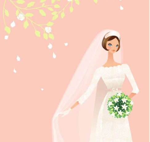 Wedding Vector Graphic 35 Preview