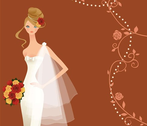 Wedding Vector Graphic 3 Preview
