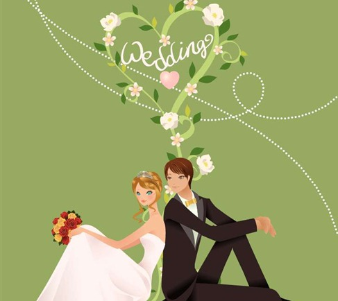 Wedding Vector Graphic 4 Preview