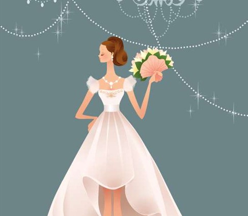 Wedding Vector Graphic 5 Preview