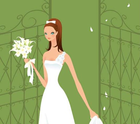 Wedding Vector Graphic 6 Preview