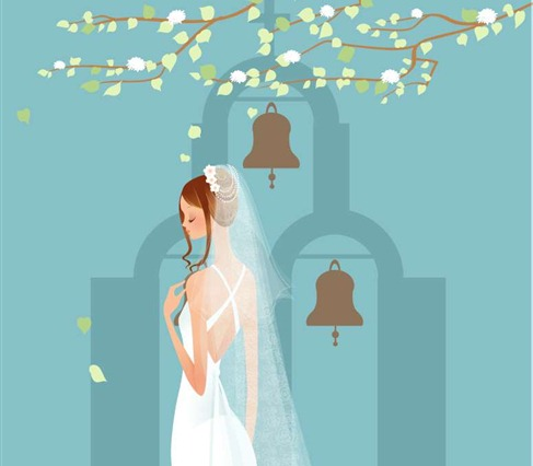 Wedding Vector Graphic 8 Preview