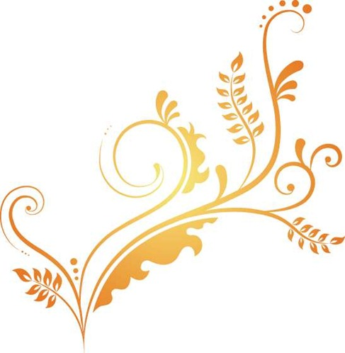 Free Tiny Swirls Vector Preview