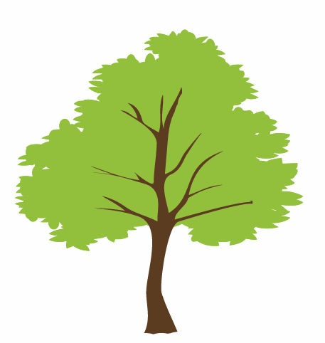 Free Graphic Vector on Tree Vector   Free Vector Graphics   All Free Web Resources For