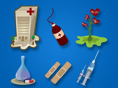 Free Medical Vector Pack