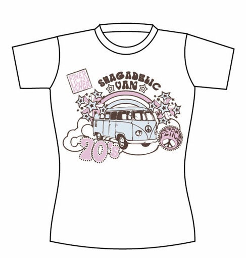Free Vector T-shirt Template 07