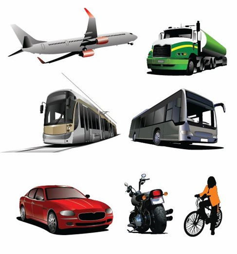 Transport Vector Graphics