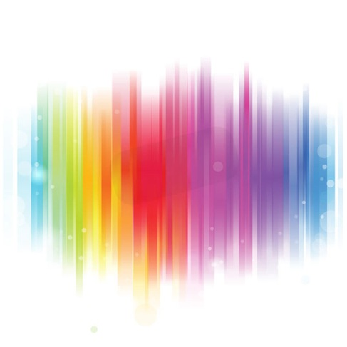 Colorful-Glowing-Background-Vector
