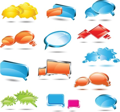 Speech-Bubbles-Vector-Set