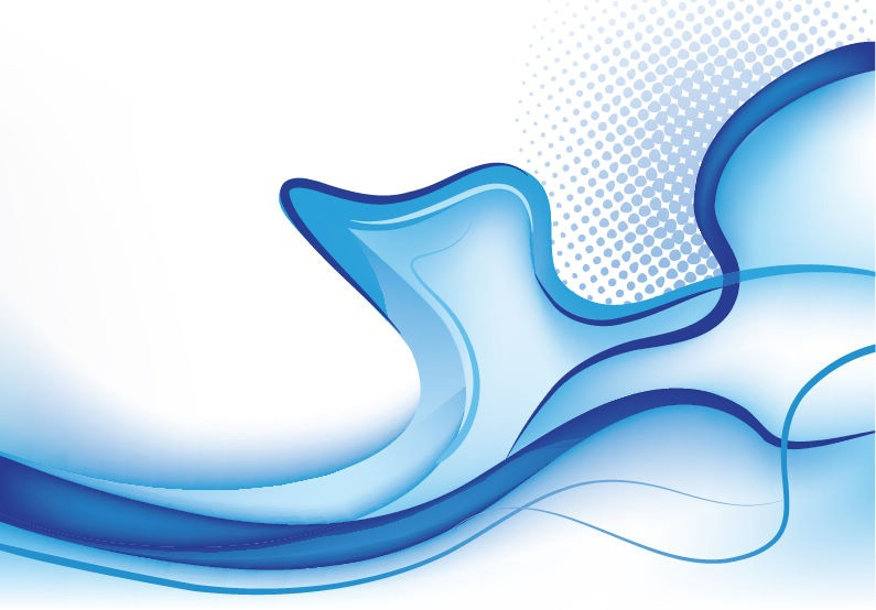 Abstract Blue Background Vector Graphic 5  Free Vector Graphics  All