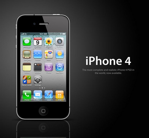 apple_iphone_4_psd