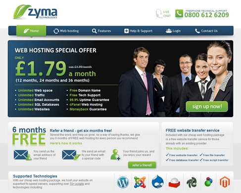 Zyam.com-Cheap-Web-Hosting