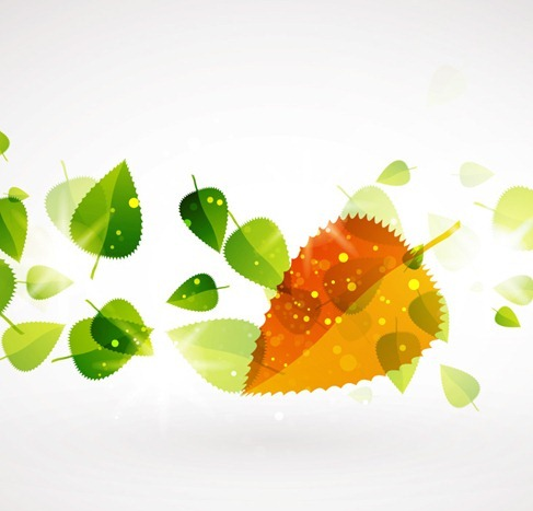 Abstract-Green-Pattern-Vector-Background