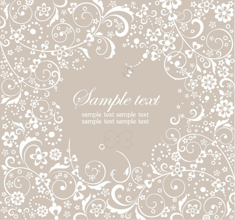 Floral Ornament Vector Graphic  Free Vector Graphics  All Free Web