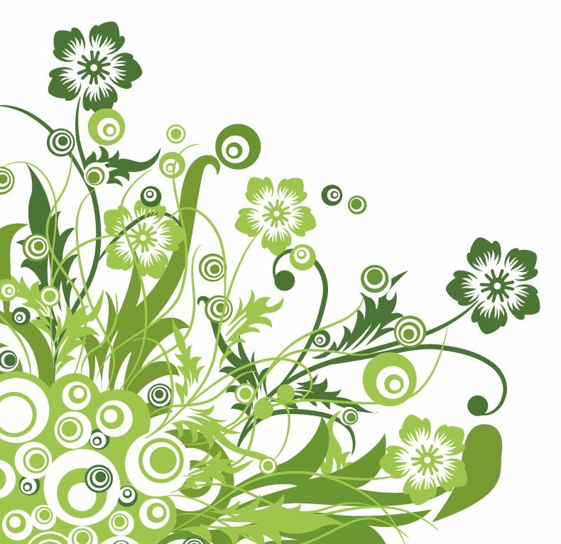 Flower Graphic Floral Design