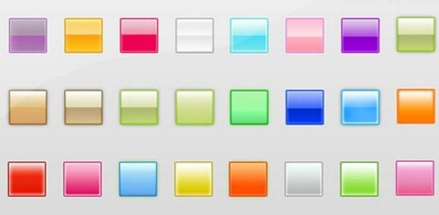 Web 2.0 Photoshop Styles