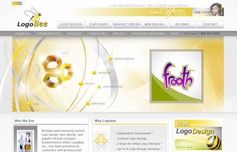 LogoBee01