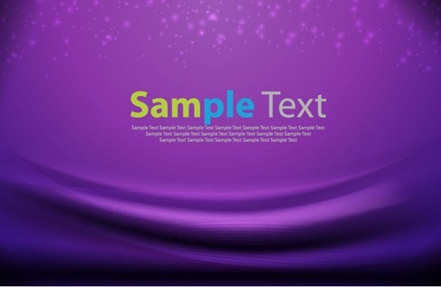 Abstract Purple Vector Background