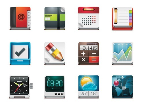 Free App Vector Icon Packs