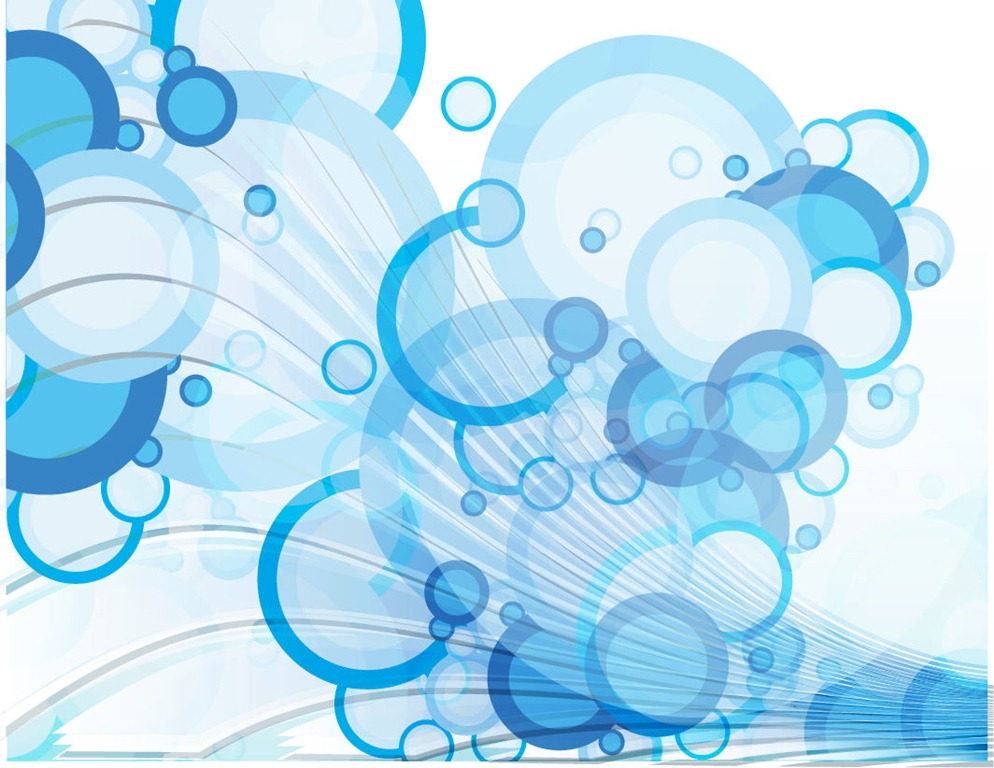 Free Abstract Bubbles Vector Graphic  Free Vector Graphics  All Free