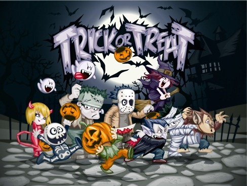 Free Halloween Vector Art Pack