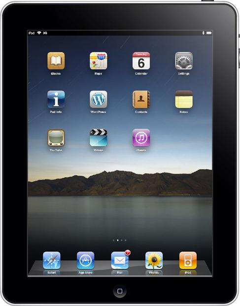 Vector iPad