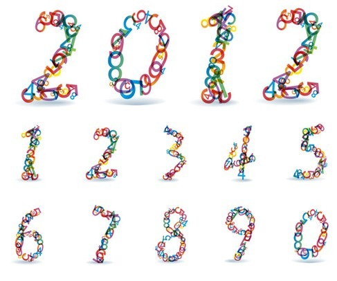 Abstract Colorful Rainbow Numbers