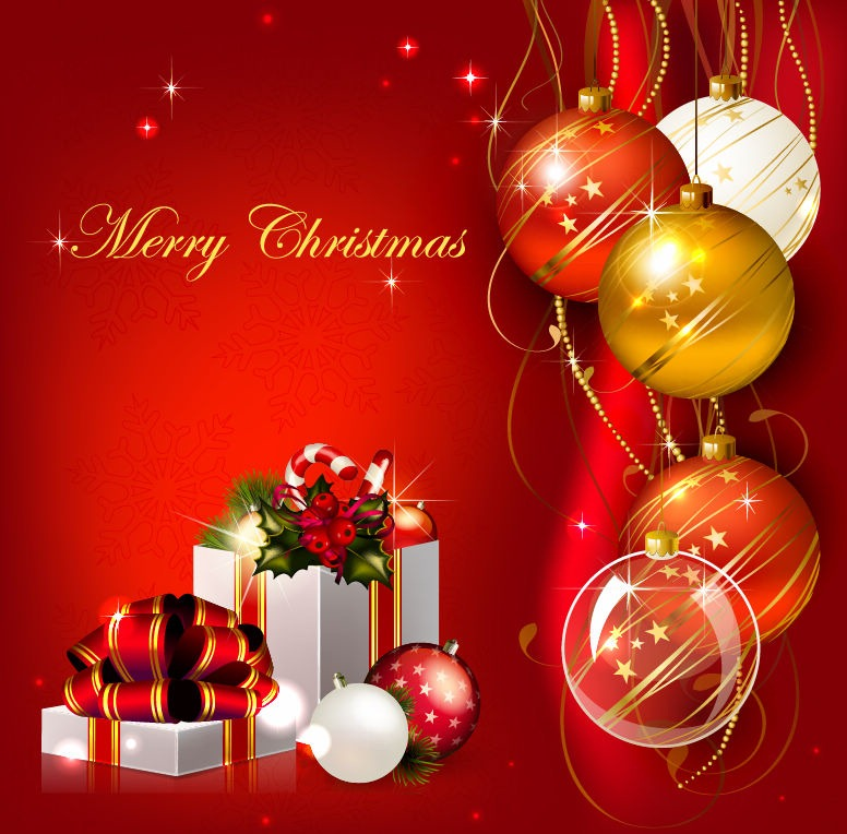 christmas vector background free vector graphics all. Black Bedroom Furniture Sets. Home Design Ideas