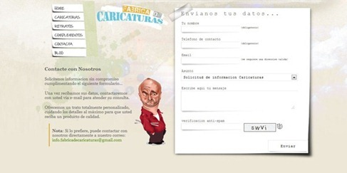 20 Showcase Of Effective And Creatively Designed Contact Forms