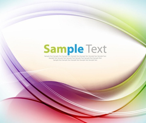 Vector Colorful Background Graphic