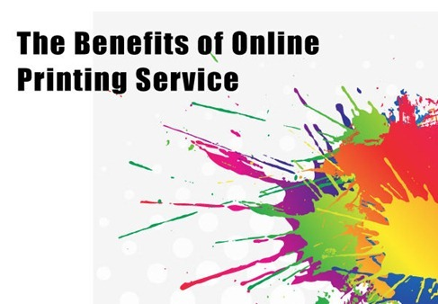 The Benefits of Online Printing Service