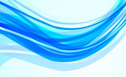 Abstract Blue Background Vector 2