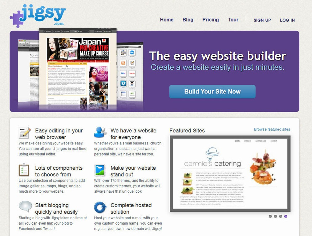 best website builder - 2