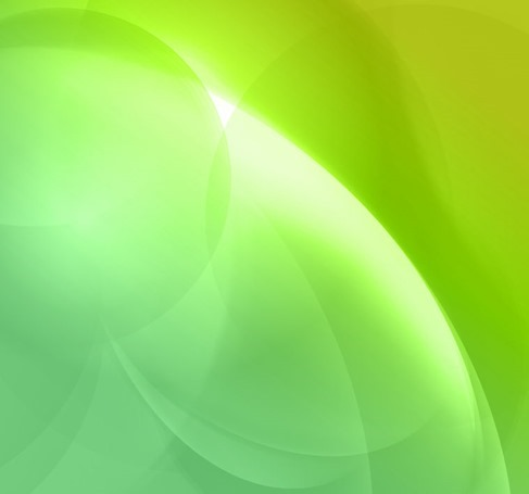 Light Background Green Abstract Vector