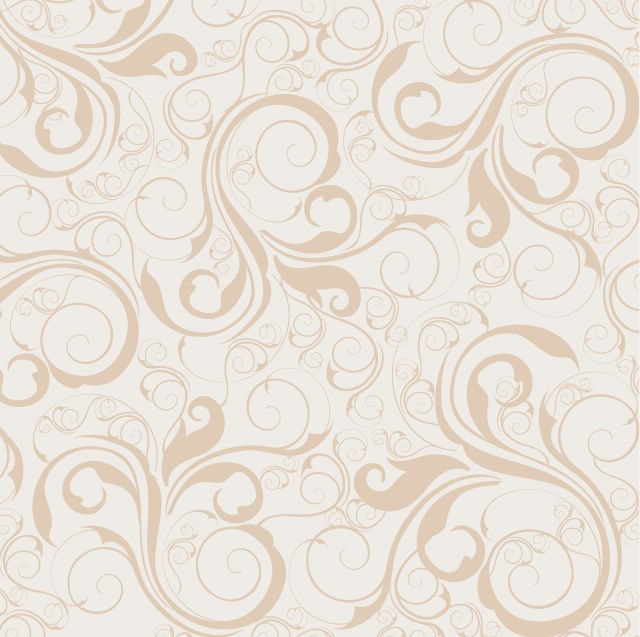 Seamless Floral Pattern Background Vector Graphic | Free ...