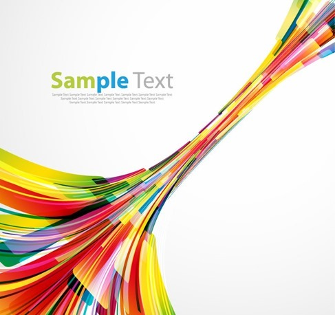 Colorful Background Vector Graphic